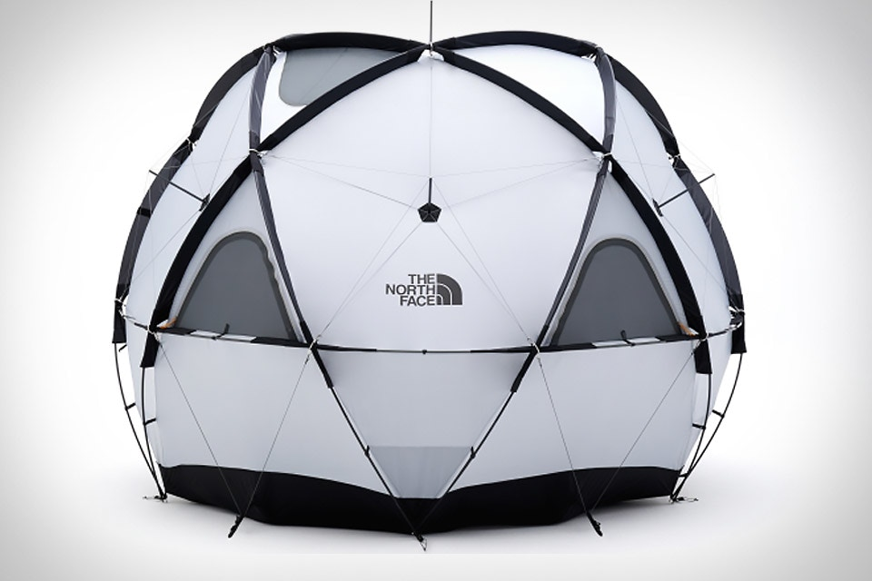 ad3576c4e North Face launch heavy endurance tent just in time for festival ...